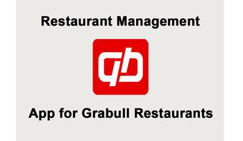 Grabull Restaurant App